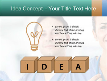 Healthcare Team PowerPoint Template - Slide 80
