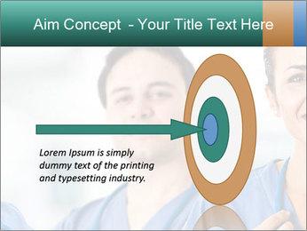 Healthcare Team PowerPoint Template - Slide 83