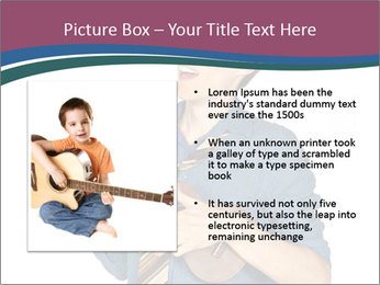 Emotional Guitar Player PowerPoint Template - Slide 13