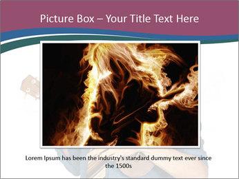 Emotional Guitar Player PowerPoint Template - Slide 16
