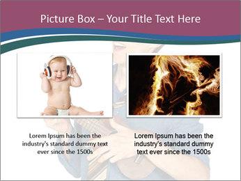 Emotional Guitar Player PowerPoint Template - Slide 18