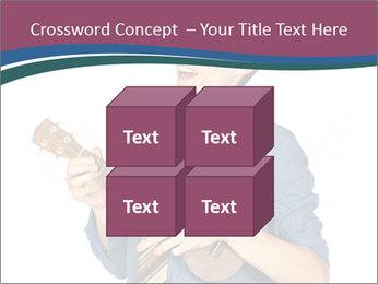 Emotional Guitar Player PowerPoint Template - Slide 39