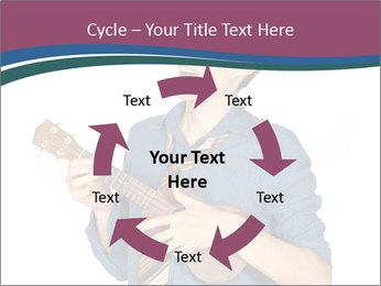 Emotional Guitar Player PowerPoint Template - Slide 62