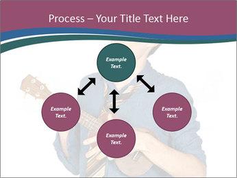 Emotional Guitar Player PowerPoint Template - Slide 91