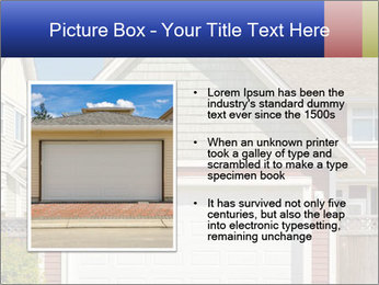 House Garage PowerPoint Template - Slide 13