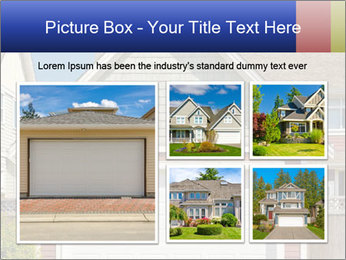 House Garage PowerPoint Template - Slide 19