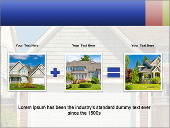 House Garage PowerPoint Template - Slide 22