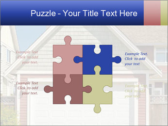 House Garage PowerPoint Template - Slide 43