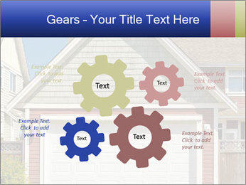 House Garage PowerPoint Template - Slide 47