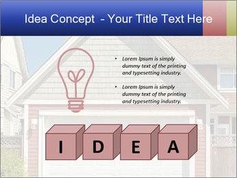 House Garage PowerPoint Template - Slide 80