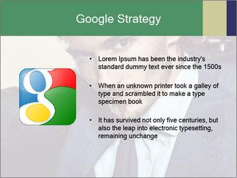 Male Model PowerPoint Template - Slide 10