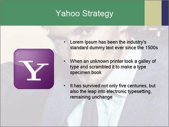 Male Model PowerPoint Template - Slide 11