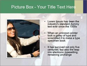 Male Model PowerPoint Template - Slide 13
