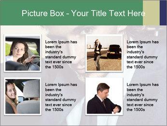 Male Model PowerPoint Template - Slide 14