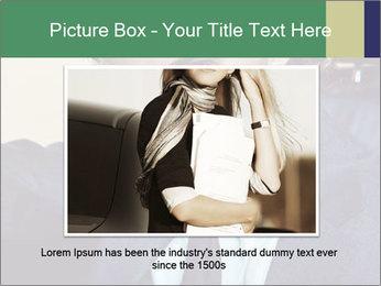 Male Model PowerPoint Template - Slide 16