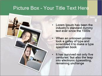 Male Model PowerPoint Template - Slide 17
