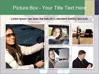 Male Model PowerPoint Template - Slide 19