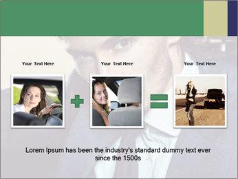 Male Model PowerPoint Template - Slide 22