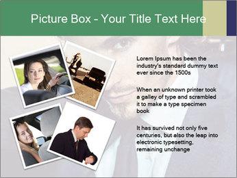 Male Model PowerPoint Template - Slide 23
