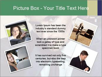Male Model PowerPoint Template - Slide 24