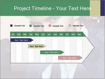 Male Model PowerPoint Template - Slide 25