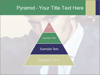 Male Model PowerPoint Template - Slide 30