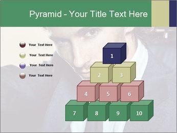 Male Model PowerPoint Template - Slide 31