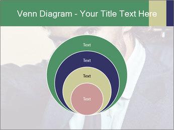 Male Model PowerPoint Template - Slide 34