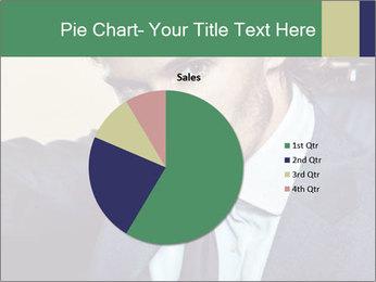 Male Model PowerPoint Template - Slide 36