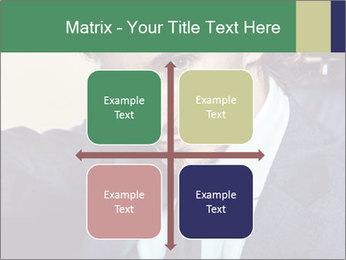 Male Model PowerPoint Template - Slide 37