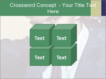 Male Model PowerPoint Template - Slide 39