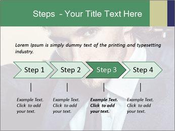 Male Model PowerPoint Template - Slide 4