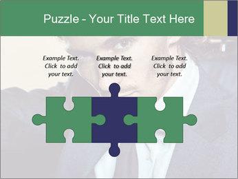 Male Model PowerPoint Template - Slide 42