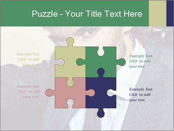 Male Model PowerPoint Template - Slide 43