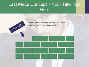 Male Model PowerPoint Template - Slide 46