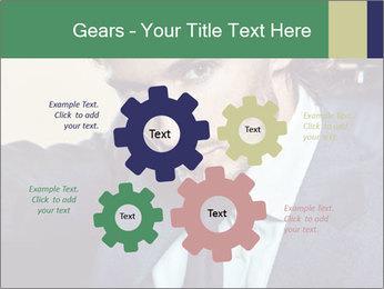 Male Model PowerPoint Template - Slide 47