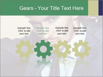Male Model PowerPoint Template - Slide 48