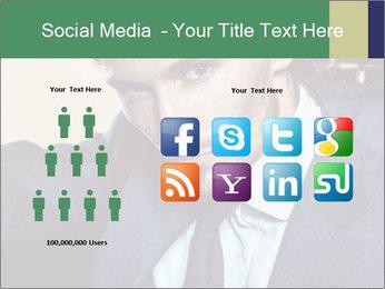 Male Model PowerPoint Template - Slide 5