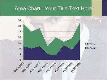 Male Model PowerPoint Template - Slide 53