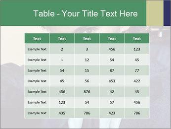 Male Model PowerPoint Template - Slide 55