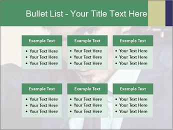 Male Model PowerPoint Template - Slide 56