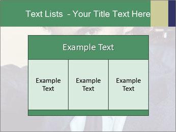 Male Model PowerPoint Template - Slide 59