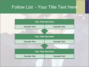 Male Model PowerPoint Template - Slide 60