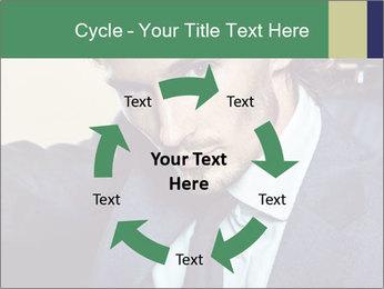 Male Model PowerPoint Template - Slide 62
