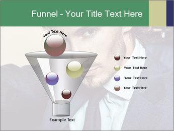 Male Model PowerPoint Template - Slide 63