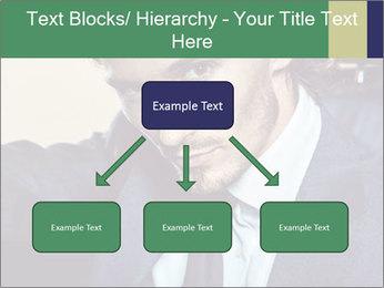 Male Model PowerPoint Template - Slide 69