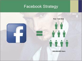 Male Model PowerPoint Template - Slide 7