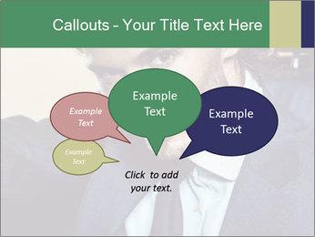 Male Model PowerPoint Template - Slide 73