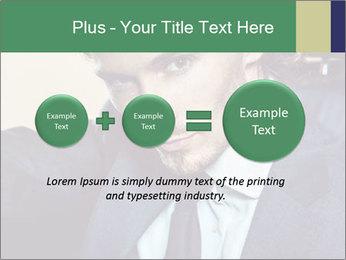 Male Model PowerPoint Template - Slide 75