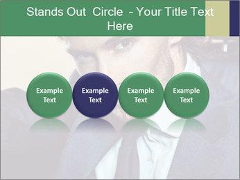 Male Model PowerPoint Template - Slide 76